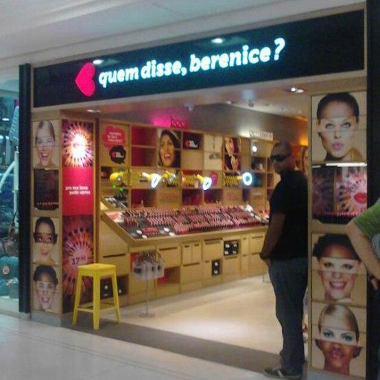 QDB? at Shopping Paulista