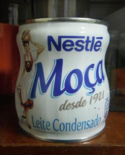 Nestle Leite Moça