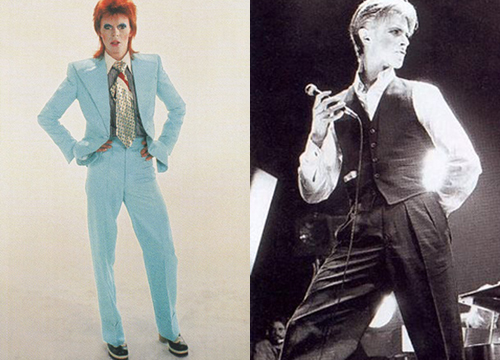 David Bowie, Life on Mars, Thin White Duke