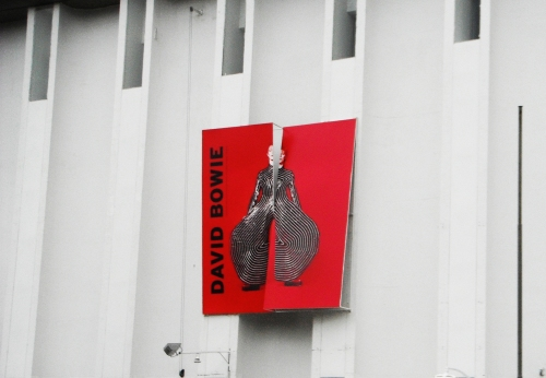 David Bowie Is at Museu da Imagem e do Som - São Paulo
