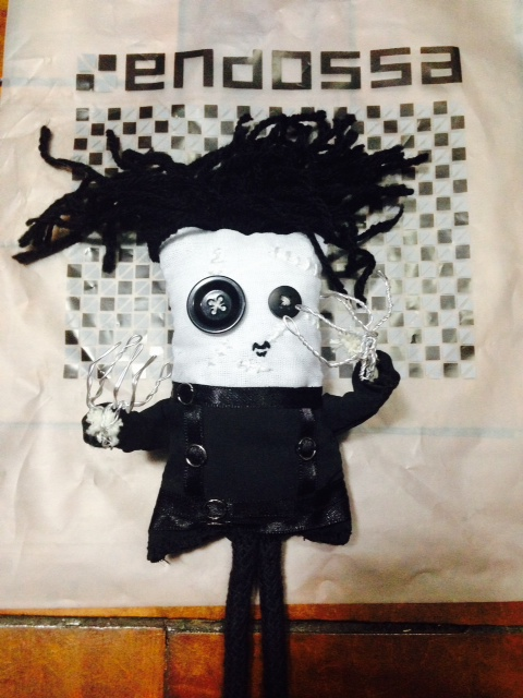 Edward Mãos de Tesoura, Edward Scissorhands