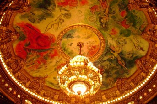 paris - Garnier Opera House