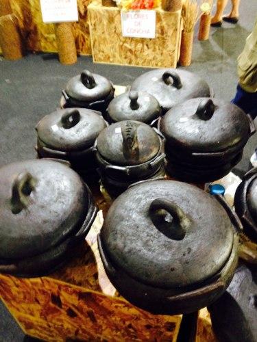 Clay pots - Espirito Santo