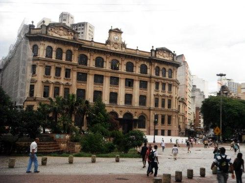 Post office in Centro, São Paulo